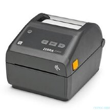 Принтер этикеток Zebra DT Printer ZD420; Standard EZPL, 203 dpi, EU and UK Cords, USB, USB Host, Modular Connectivity Slot, артикул ZD42042-D0E000EZ