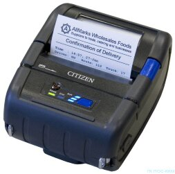 Мобильный принтер CMP-30L Mobile Printer [Label, Bluetooth], код 1000831