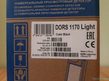 Детектор банкнот DORS 1170 Light, код dr-049