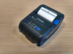 Мобильный принтер Citizen CMP-20 Mobile Printer [Standard (USB, Serial)]