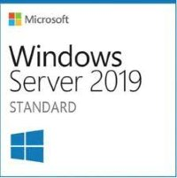 Windows Svr Std 2019 64Bit English AE DVD 5 Clt 16 Core License