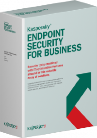 Kaspersky Endpoint Security для бизнеса – Стандартный Russian Edition. 10-14 Node 1 year Base License, код KL4863RAKFS