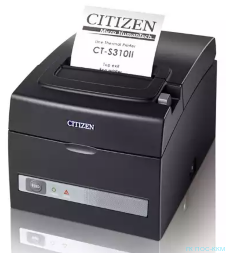 Принтер Citizen CT-S310II; USB + Ethernet