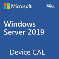 Windows Server CAL 2019 English MLP 20 Device CAL