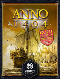 Anno 1404 Gold Edition, артикул 3473