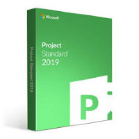Project Standard 2019 32/64 English EM DVD