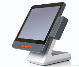 "Сенсорный POS-терминал GlobalPOS Air II, 15"", J1900, 4GB RAM, MSR, SSD 120Gb, MSR, код pos-086"