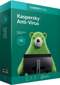 Kaspersky Anti-Virus Russian Edition. 2-Desktop 1 year Renewal Download Pack