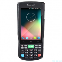 Терминал сбора данных Intermec EDA50K, WWAN, Android 7.1, 802.11 a/b/g/n, 1D/2D Imager (HI2D), 1.2 GHz Quad-core, 2GB/8GB Memory, 5MP Camera, Bluetooth 4.0, NFC, Battery 4,000 mAh, USB Charger, код EDA50K-1-C111NGRK