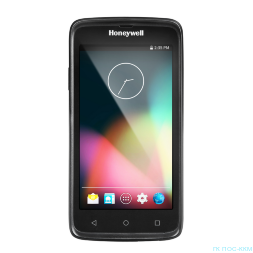 Терминал сбора данных Intermec EDA50, Android 4.4.4, 802.11 a/b/g/n, 1D/2D Imager (HI2D), 1.2 GHz Quad-core, 2GB/8GB Memory, 5MP Camera, Bluetooth 4.0, NFC, Battery 4,000 mAh, USB Charger, Black, код EDA50-011-C111R