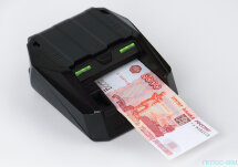 Детектор банкнот автомат MONIRON DEC POS, код Т-05916