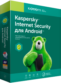 Kaspersky Internet Security для Android Russian Edition. 1-PDA 1 year Base Download Pack