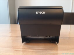 Чековый принтер EPSON TM-T88VI (111) Serial, USB, Ethernet, PS, Black, EU, p/n C31CE94111