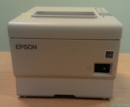 Чековый принтер Epson TM-T88V, USB+Ethernet, ECW + PS-180
