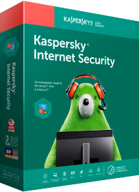 Kaspersky Internet Security для Mac Russian Edition. 1-Desktop 1 year Renewal Download Pack