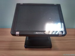 "Сенсорный POS-моноблок 15"" PARTNER SP-850BZ, J1900, SSD 64Gb, RAM 4Gb, MSR"